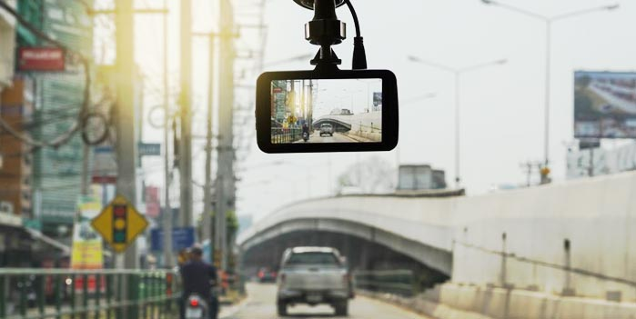 Replace the Damaged Parts of Your Dashboard Camera