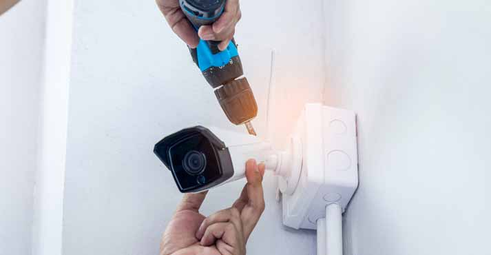 How To Connect Security Camera To TV