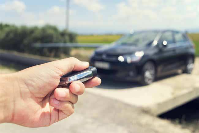 What Does a Transponder Key Do