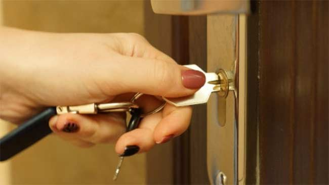 What to do When Your car and House is Lock